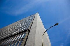 Il nuovo palazzo di giustizia Fotografia Stock Libera da Diritti