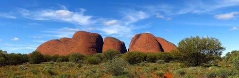 Il Olgas, Territorio del Nord, Australia Fotografia Stock