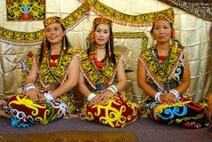 Il Orang Ulu fotografia stock libera da diritti