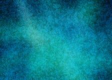 Il pacchetto premio blu ghiacciato ghiacciato di struttura sotto il lerciume dell'acqua distorce Rusty Abstract Pattern Backgroun illustrazione vettoriale