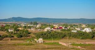 Il paesaggio della Crimea Fotografia Stock
