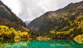 Il paesaggio di autunno Fotografie Stock Libere da Diritti