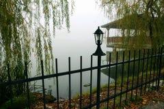 Il paesaggio di autunno Fotografie Stock