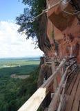 Il paesaggio di Photok in Tailandia Fotografia Stock