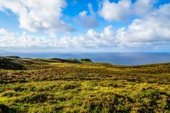 Il paesaggio incredibile dell'Irlanda Immagini Stock