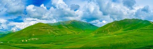 Il paesaggio scenico Immagine Stock