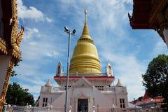 Il pagoda buddista Fotografia Stock Libera da Diritti