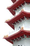 Il Pagoda cinese In su-si chiude Immagini Stock