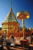 Il pagoda dorato Immagine Stock