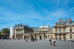Il Palais Royal, casa del ` Etat di Conseil d Fotografia Stock