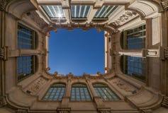 Il Palau de la Virreina Fotografie Stock