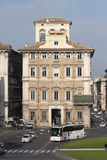 Il palazzo Bonaparte, costruente a Roma Fotografia Stock