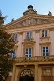 Il palazzo 2, Bratislava, Slovacchia dei primati fotografie stock libere da diritti