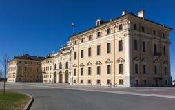 Il palazzo del congresso nazionale (Konstantin Palace) Fotografie Stock Libere da Diritti