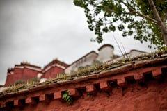 Il Palazzo del Potala Immagini Stock Libere da Diritti