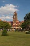 Il palazzo dell'alta corte di Rangoon, Myanmar Immagine Stock