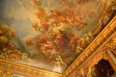 Il palazzo della Francia, Versailles in Les il Yvelines Immagine Stock Libera da Diritti