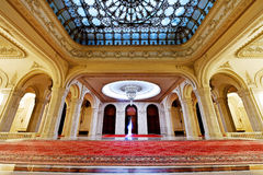 Il palazzo della Romania del Parlamento Immagine Stock Libera da Diritti