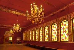 Il palazzo dello zar Alexei Mikhailovich Fotografia Stock