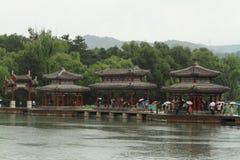 Il palazzo di estate di Chengde Immagini Stock