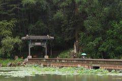 Il palazzo di estate di Chengde Fotografia Stock Libera da Diritti