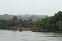 Il palazzo di estate di Chengde Immagine Stock
