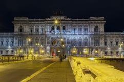 Il palazzo di giustizia, Roma Immagini Stock Libere da Diritti