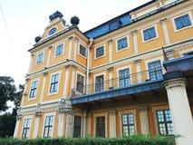 Il palazzo di Menshikov fotografie stock