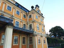 Il palazzo di Menshikov immagini stock