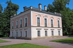 Il palazzo di Peter III (Oranienbaum, la Russia) Fotografia Stock