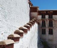 Il palazzo di Potala Immagine Stock Libera da Diritti