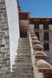 Il palazzo di Potala Immagini Stock
