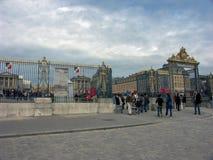 Il palazzo di Versailles Immagini Stock Libere da Diritti