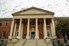 Il palazzo ed i motivi del ` s del governatore di Maryland fotografia stock libera da diritti