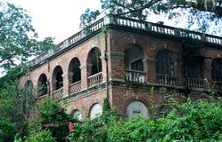 Il palazzo in gulangyu di Xiamen, Cina Immagini Stock