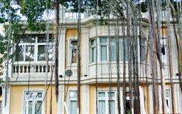 Il palazzo in gulangyu di Xiamen, Cina Immagini Stock Libere da Diritti