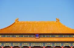 Il palazzo imperiale immagine stock