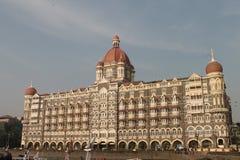 Il palazzo India del taj Fotografia Stock Libera da Diritti