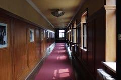 Il palazzo interno di Pesudo Immagini Stock
