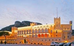 Il palazzo medievale nel Monaco Fotografie Stock Libere da Diritti