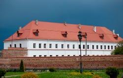Il palazzo prima della tempesta Immagine Stock