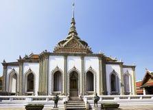 Il palazzo reale a Bangkok Fotografie Stock Libere da Diritti