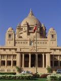 Il palazzo reale di Umaid Bhawan, Jodhpur, India Immagini Stock Libere da Diritti