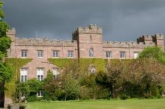 Il palazzo scozzese Fotografia Stock