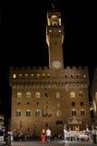 Il Palazzo Vecchio Fotografia Stock