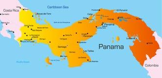 Il Panama Fotografia Stock Libera da Diritti
