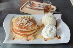 Il pancake originale version3 Fotografia Stock Libera da Diritti