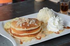 Il pancake originale version4 Immagine Stock