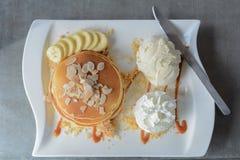 Il pancake originale version6 Fotografie Stock Libere da Diritti