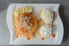 Il pancake originale version8 Fotografia Stock